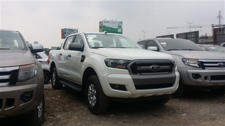 Ford Ranger 2017- Đỉnh cao mới của xe bán tải tại Châu Á