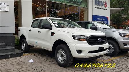 Thăng Long Ford: Ford Ranger XLS AT tặng phụ kiện chính hãng