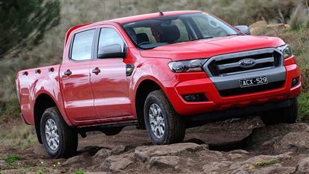 Ford Ranger 2017- Chi tiết hình ảnh, giá bán. Ưu nhược điểm