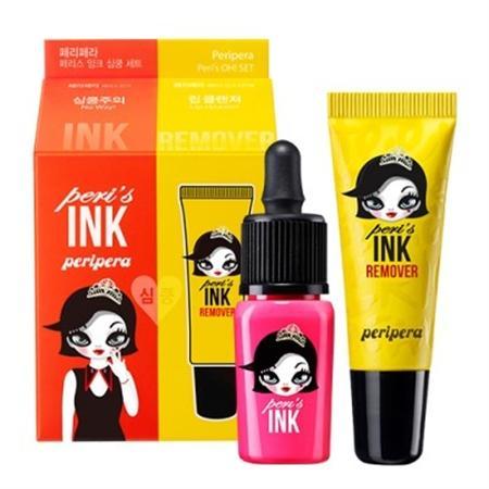 Set Son PERI'S INK  Hàn Quốc - Giá cực SỐC 93K