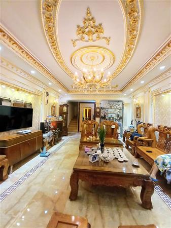 Cung điện hoàng gia quận Thanh Xuân, 74m2x6T, 21.999 tỷ