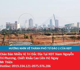Ưu Đãi Lớn, Nhiều VT Đẹp Tai KĐT Nam Nguyễn Tri Phương