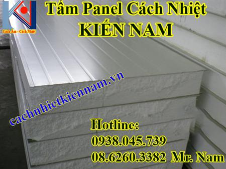 Sandwich Panel EPS, panel xốp cách nhiệt,panel làm kho lạnh