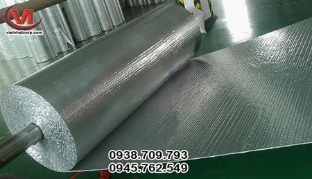 Túi khí cách nhiệt nhà xưởng, túi bạc chống nóng