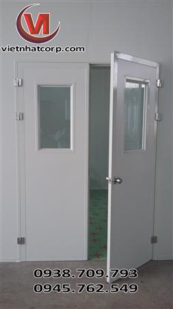 Cung cấp cửa panel chống cháy cho các phòng sạch , kho lạnh