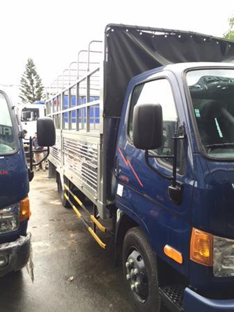 Xe tải thùng mui bạt HD78 Nhập khẩu giá tốt, giao xe ngay,