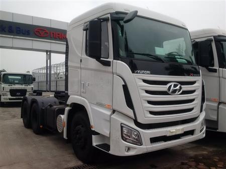 Đầu kéo Hyundai Xcient 380Ps, Nhập khẩu, giá tốt nhất thị tr