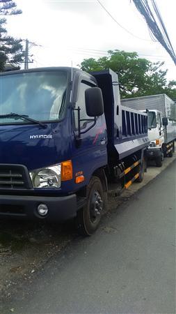 Xe Ben Hyundai HD99 6 tấn, cầu to máy to, giá tốt
