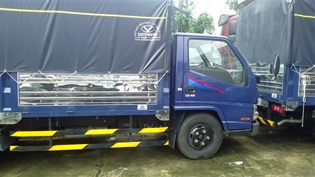 Đô Thành IZ49 tải trọng 2.5 tấn giá rẻ tại Hà Nội