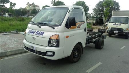 Đại lý xe tải Hyundai Porter 1,5 tấn tại Hà Nội 0981 032 808