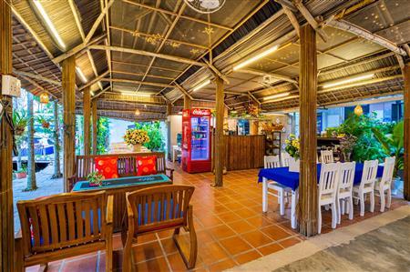 Quán Cafe đẹp hội an Sabirama view đẹp, giá cả Bình dân