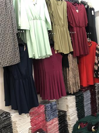 Bán sỉ lô áo thun nữ,  đầm thun nữ đồng giá 19k