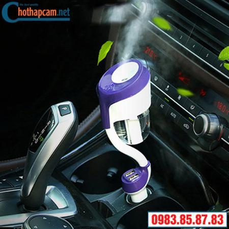 Bán máy phun sương tạo đổ ẩm cho xe oto