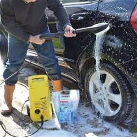 Máy rửa xe gia đình giá rẻ, nhập khẩu Karcher