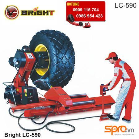 Máy tháo lốp xe tải hạng nặng, ra vào vỏ ô tô tải cỡ lớn, xe