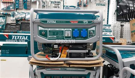 Cung cấp máy phát điện gia đình chạy xăng Tp130005-1 giá rẻ