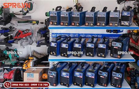 Giá máy hàn que điện tử HD Weld 8.7kvA tại HCM