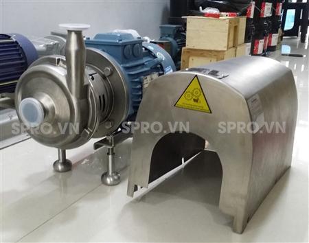 Cung cấp máy bơm ly tâm hút bùn giá rẻ tại HCM