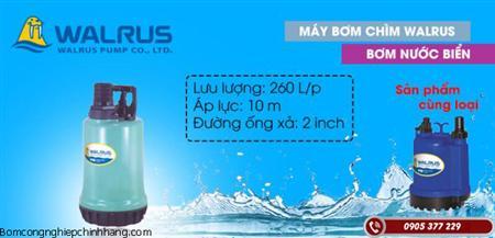 Máy bơm nước muối chuyên dụng chính hãng giá rẻ