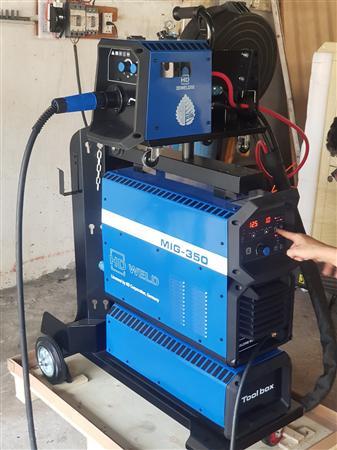 Bán máy hàn công nghiệp nhập khẩu chính hãng tại HCM