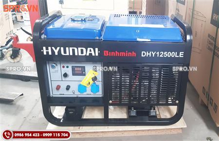 Máy phát điện chạy dầu 11kw chính hãng toàn quốc