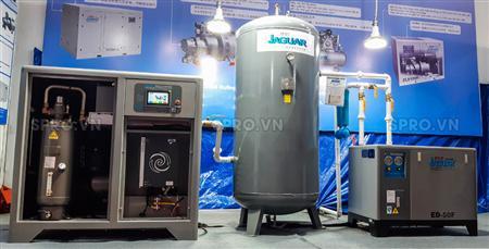 Công ty bán máy nén khí trục vít tại HCM