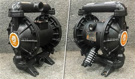 Bán máy Bơm Màng Khí Nén GODO QBY3-25APFFF 1 inch giá rẻ