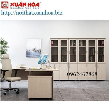 Chọn tủ sắt văn phòng phù hợp với không gian làm việc