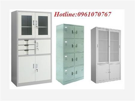 Vì sao nên sử dụng tủ sắt văn phòng chính hãng Xuân Hòa