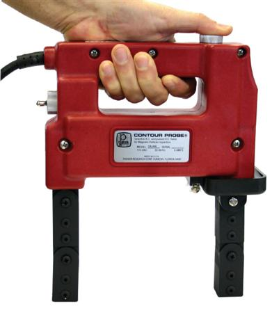Máy kiểm tra khuyết tật mối hàn, bằng từ tính model DA400S