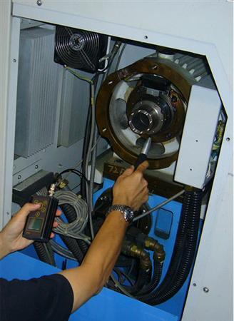 Thiết bị kiểm tra vòng bi, đánh giá ổ bi model BT77