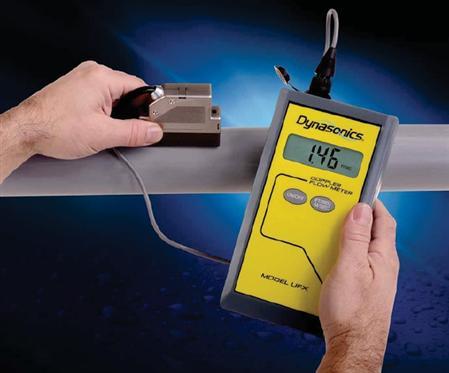 Máy siêu âm đo lưu lượng nước model DUFX1D1