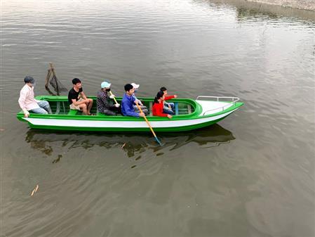 Chuyên cung cấp thuyền nhựa , thuyền nhựa composite Miền Bắc