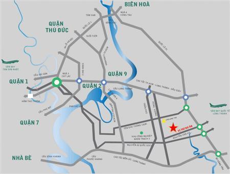 Mở bán siêu dự án  Tiến Lộc Gar Den – Nhơn Trạch – Đông Nai,
