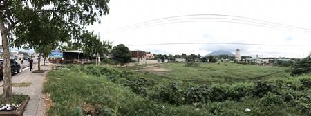 Bán  đất mặt tiền Quốc lộ 51 trung tâm thị xã Phú Mỹ, Tỉnh B