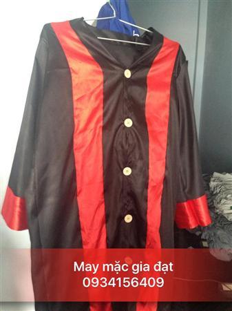 áo thụng, áo tốt nghiệp các trường