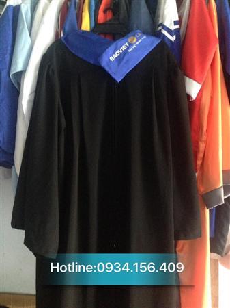 nhận may áo đại học, áo tốt nghiệp sinh viên