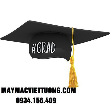 may nón tốt nghiệp, nón thạc sĩ, nón noel