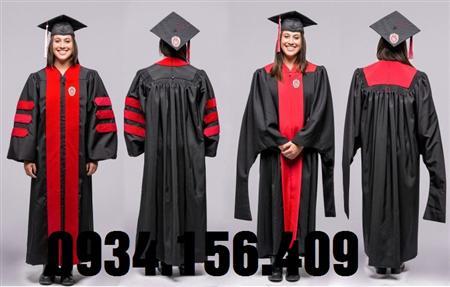 xưởng may áo tốt nghiệp, áo thã sĩ, tiến sĩ giá rẻ 093415640