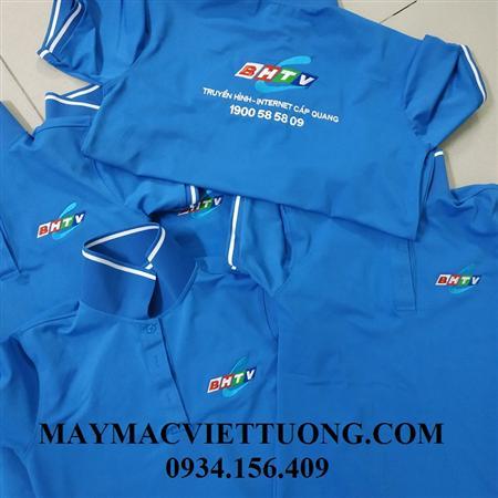 xưởng may áo thun đồng phục công nhân giá rẻ 0934156409