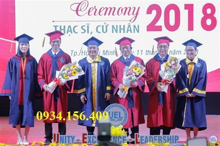 cơ sở cắt may áo lễ phục tốt nghiệp đại học bình dương