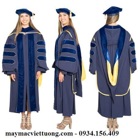 cơ sơ may áo tốt nghiệp đại học, lễ phục tốt nghiệp