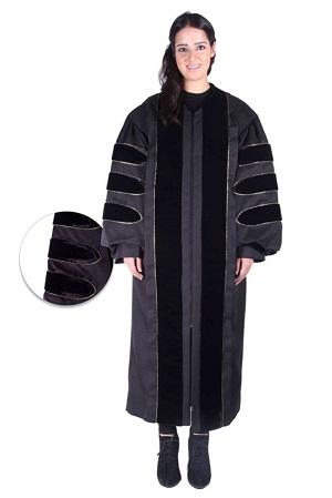 xưởng may áo lễ phục tốt nghiệp tiến sĩ cao cấp