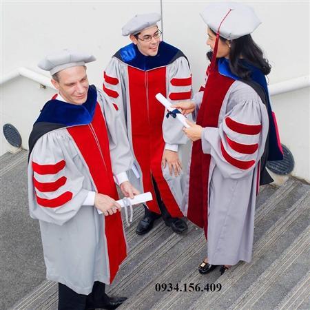 xưởng may lễ phục tốt nghiệp cử nhân ở bình dương
