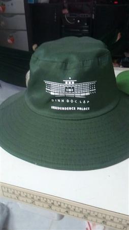 nhận may mũ nón chạy tour du lịch ở bình dương
