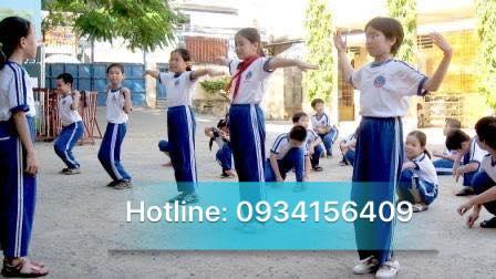 xưởng may đồng phục thể dục học sinh ở đồng nai 0934156409