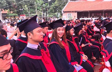 lễ phục tốt nghiệp đại học yersin đà lạt
