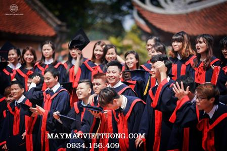 Nhà may áo cử nhân, áo tốt nghiệp, lễ phục tốt nghiệp