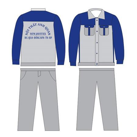 Xưởng may áo bảo hộ lao động, áo thun đồng phục công nhân