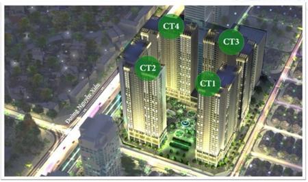 Mở bán căn hộ cao cấp Eco- Green cao cấp